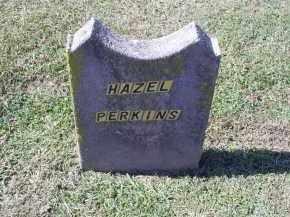 PERKINS, HAZEL - Ross County, Ohio   HAZEL PERKINS - Ohio Gravestone Photos