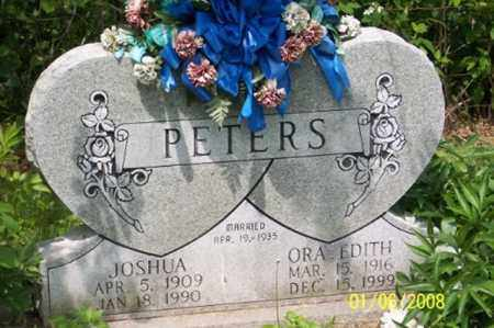 PETERS, ORA EDITH - Ross County, Ohio | ORA EDITH PETERS - Ohio Gravestone Photos
