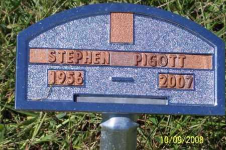 PIGOTT, STEPHEN - Ross County, Ohio   STEPHEN PIGOTT - Ohio Gravestone Photos