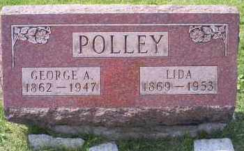 POLLEY, GEORGE A. - Ross County, Ohio | GEORGE A. POLLEY - Ohio Gravestone Photos