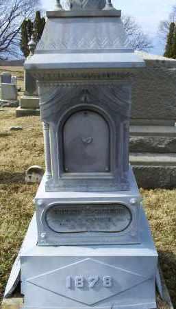 PONTIOUS, REUBEN - Ross County, Ohio | REUBEN PONTIOUS - Ohio Gravestone Photos