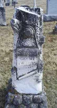 PONTIOUS, WILLIAM A. - Ross County, Ohio | WILLIAM A. PONTIOUS - Ohio Gravestone Photos