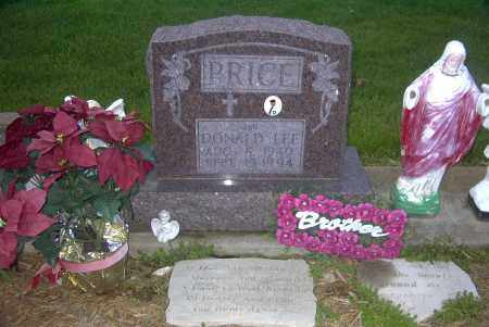 PRICE, DONALD LEE - Ross County, Ohio | DONALD LEE PRICE - Ohio Gravestone Photos