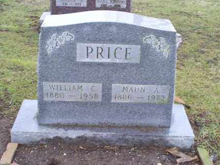 PRICE, MAUN A. - Ross County, Ohio | MAUN A. PRICE - Ohio Gravestone Photos