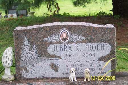 PROEHL, DEBRA K. - Ross County, Ohio | DEBRA K. PROEHL - Ohio Gravestone Photos