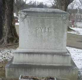 PYLE, MONUMENT - Ross County, Ohio | MONUMENT PYLE - Ohio Gravestone Photos