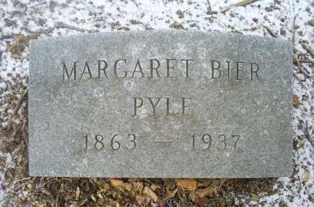 PYLE, MARGARET - Ross County, Ohio | MARGARET PYLE - Ohio Gravestone Photos