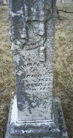 PYLE, THOMAS - Ross County, Ohio | THOMAS PYLE - Ohio Gravestone Photos
