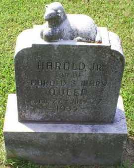 QUEEN, HAROLD JR. - Ross County, Ohio | HAROLD JR. QUEEN - Ohio Gravestone Photos