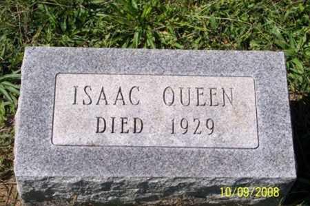 QUEEN, ISAAC - Ross County, Ohio | ISAAC QUEEN - Ohio Gravestone Photos