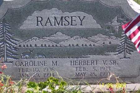 RAMSEY, CAROLINE M - Ross County, Ohio   CAROLINE M RAMSEY - Ohio Gravestone Photos