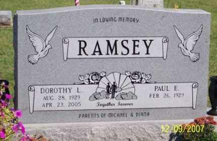 RAMSEY, DOROTHY L. - Ross County, Ohio | DOROTHY L. RAMSEY - Ohio Gravestone Photos