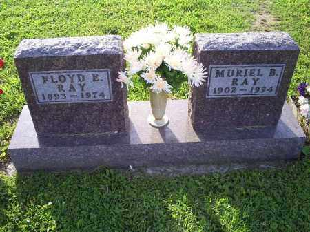 RAY, MURIEL B. - Ross County, Ohio | MURIEL B. RAY - Ohio Gravestone Photos