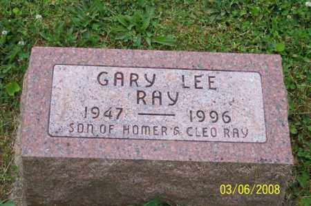 RAY, GARY LEE - Ross County, Ohio | GARY LEE RAY - Ohio Gravestone Photos