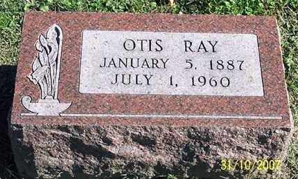 RAY, OTIS - Ross County, Ohio | OTIS RAY - Ohio Gravestone Photos