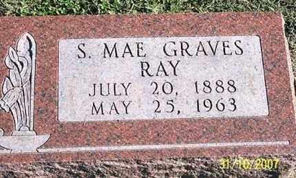 RAY, S. MAE - Ross County, Ohio | S. MAE RAY - Ohio Gravestone Photos