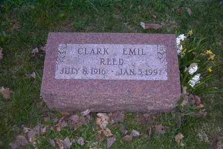 REED, CLARK EMIL - Ross County, Ohio | CLARK EMIL REED - Ohio Gravestone Photos