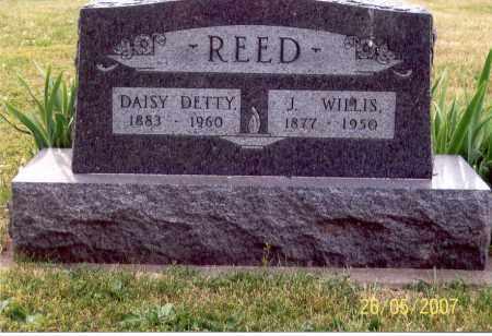 REED, J. WILLIS - Ross County, Ohio | J. WILLIS REED - Ohio Gravestone Photos