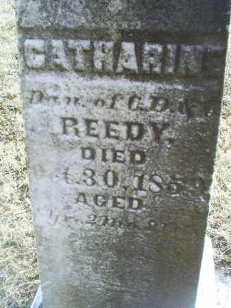 REEDY, CATHARINE - Ross County, Ohio | CATHARINE REEDY - Ohio Gravestone Photos