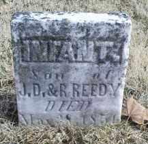 REEDY, INFANT - Ross County, Ohio | INFANT REEDY - Ohio Gravestone Photos