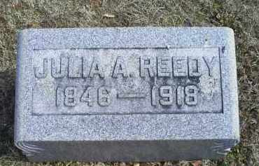REEDY, JULIA A. - Ross County, Ohio | JULIA A. REEDY - Ohio Gravestone Photos