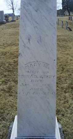 REEDY, MARY M. - Ross County, Ohio | MARY M. REEDY - Ohio Gravestone Photos