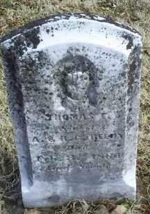REEDY, THOMAS E. - Ross County, Ohio | THOMAS E. REEDY - Ohio Gravestone Photos