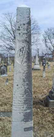 REEDY, THOMAS A. - Ross County, Ohio | THOMAS A. REEDY - Ohio Gravestone Photos