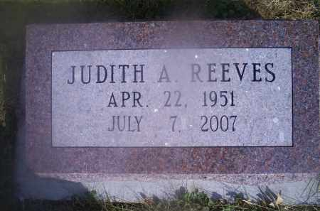 REEVES, JUDITH A. - Ross County, Ohio | JUDITH A. REEVES - Ohio Gravestone Photos