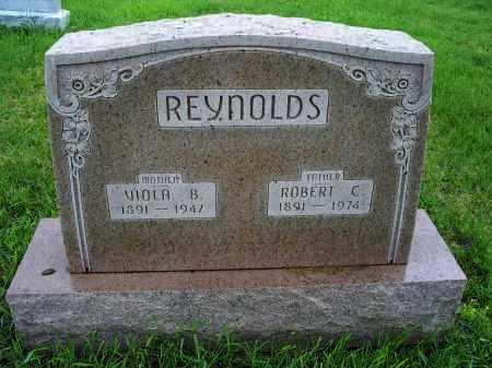 REYNOLDS, ROBERT C. - Ross County, Ohio | ROBERT C. REYNOLDS - Ohio Gravestone Photos