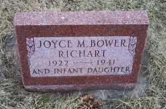 RICHART, JOYCE M. - Ross County, Ohio | JOYCE M. RICHART - Ohio Gravestone Photos