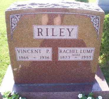 LUMP RILEY, RACHEL - Ross County, Ohio | RACHEL LUMP RILEY - Ohio Gravestone Photos