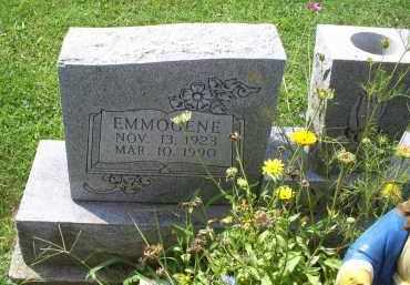RINEHART, EMMOGENE - Ross County, Ohio | EMMOGENE RINEHART - Ohio Gravestone Photos