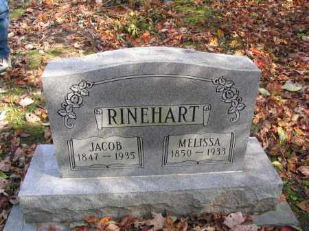 RINEHART, JACOB - Ross County, Ohio | JACOB RINEHART - Ohio Gravestone Photos