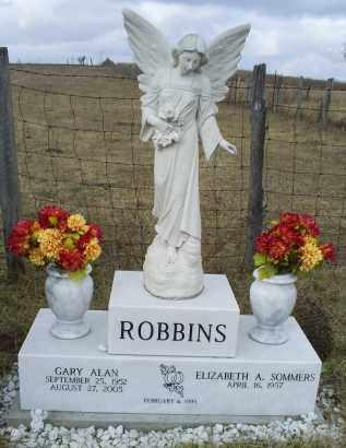 ROBBINS, GARY ALAN - Ross County, Ohio | GARY ALAN ROBBINS - Ohio Gravestone Photos
