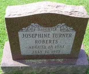 ROBERTS, JOSEPHINE - Ross County, Ohio   JOSEPHINE ROBERTS - Ohio Gravestone Photos