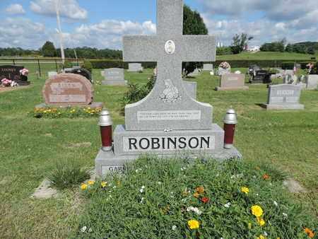 ROBINSON, GARRY B. - Ross County, Ohio | GARRY B. ROBINSON - Ohio Gravestone Photos
