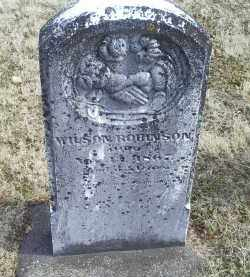 ROBINSON, WILSON - Ross County, Ohio | WILSON ROBINSON - Ohio Gravestone Photos