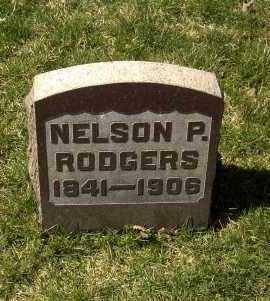RODGERS, NELSON P. - Ross County, Ohio | NELSON P. RODGERS - Ohio Gravestone Photos