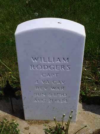 RODGERS, WILLIAM - Ross County, Ohio | WILLIAM RODGERS - Ohio Gravestone Photos