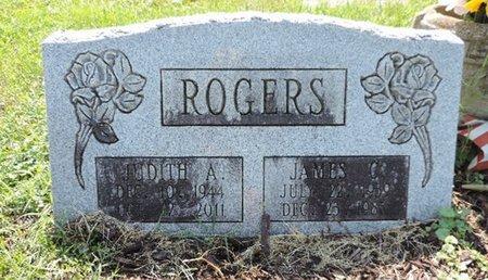 ROGERS, JAMES C. - Ross County, Ohio | JAMES C. ROGERS - Ohio Gravestone Photos