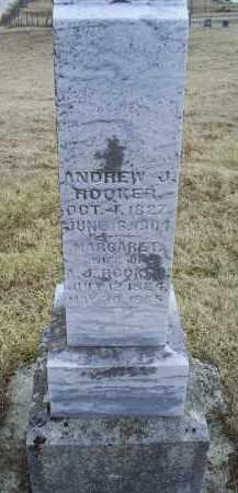 ROOKER, ANDREW J. - Ross County, Ohio | ANDREW J. ROOKER - Ohio Gravestone Photos