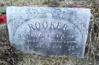 ROOKER, NANCY E. - Ross County, Ohio | NANCY E. ROOKER - Ohio Gravestone Photos