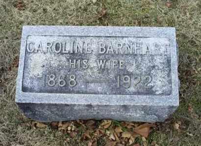 BARNHART ROSS, CAROLINE - Ross County, Ohio | CAROLINE BARNHART ROSS - Ohio Gravestone Photos