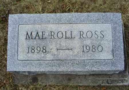 ROSS, MAE - Ross County, Ohio | MAE ROSS - Ohio Gravestone Photos