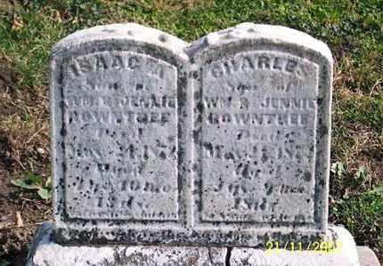 ROWNTERR, ISAAC - Ross County, Ohio | ISAAC ROWNTERR - Ohio Gravestone Photos