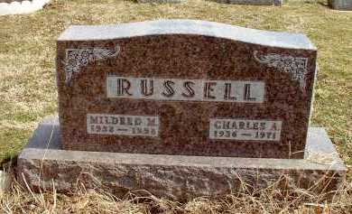 TRAUT RUSSELL, MILDRED M. - Ross County, Ohio | MILDRED M. TRAUT RUSSELL - Ohio Gravestone Photos