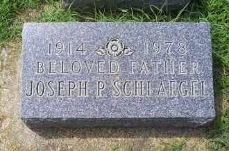 SCHLAEGEL, JOSEPH P. - Ross County, Ohio   JOSEPH P. SCHLAEGEL - Ohio Gravestone Photos