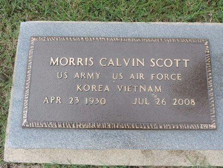 SCOTT, MORRIS CALVIN - Ross County, Ohio | MORRIS CALVIN SCOTT - Ohio Gravestone Photos