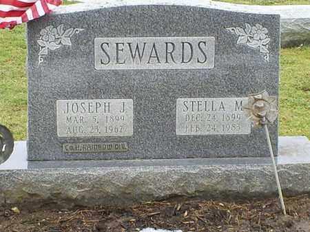 SEWARDS, STELLA M. - Ross County, Ohio | STELLA M. SEWARDS - Ohio Gravestone Photos